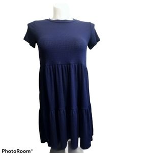Tiered Babydoll Dress | See You Monday | XL